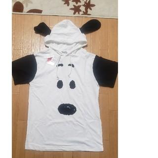 スヌーピー(SNOOPY)のスヌーピー Tシャツパーカー(Tシャツ(半袖/袖なし))