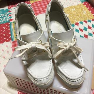 プールサイド(POOL SIDE)のPS プールサイド サイズ23(ローファー/革靴)