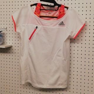 アディダス(adidas)のアディダス ランニングシャツ(陸上競技)