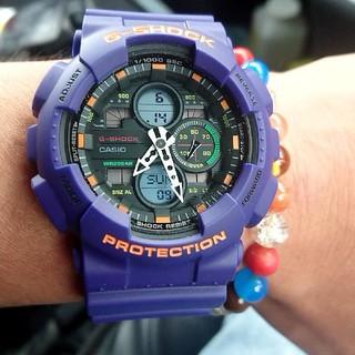 ジーショック(G-SHOCK)のg-ショックエヴァ初号機カラーパープル(腕時計)