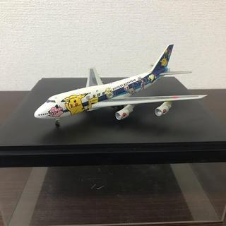 エーエヌエー(ゼンニッポンクウユ)(ANA(全日本空輸))のANA 全日空 B747 初代ポケモンジェット(模型/プラモデル)