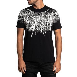 Affliction Horsemen Tシャツ サイズXL(Tシャツ/カットソー(半袖/袖なし))