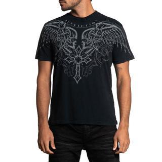 Affliction Milan Tシャツ サイズS(Tシャツ/カットソー(半袖/袖なし))
