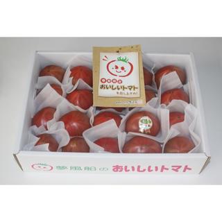 トマトハウス夢風船 おいしいトマト 箱入り(野菜)