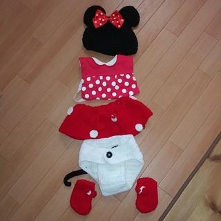 Disney - 美品 Disney ディズニー ミニー なりきり コスチューム 衣装