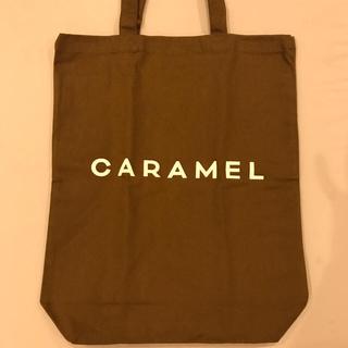 キャラメルベビー&チャイルド(Caramel baby&child )の新品 キャラメルベビー オリジナルトート ママバック エコバック(キャリーバスケット)