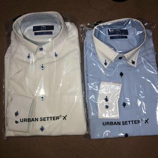 パーソンズ(PERSON'S)のメンズワイシャツ2点セット(シャツ)