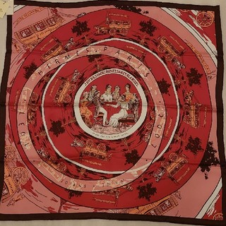 エルメス(Hermes)のエルメススカーフ70(バンダナ/スカーフ)