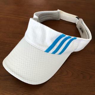 アディダス(adidas)のミランダ様専用 サンバイザー(サンバイザー)
