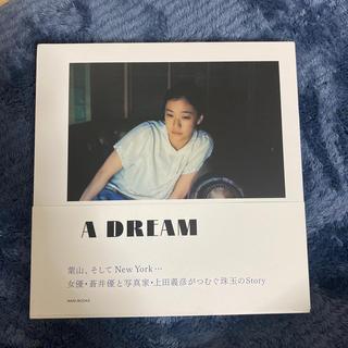A DREAM 蒼井優写真集(アート/エンタメ)
