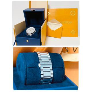 ルイヴィトン(LOUIS VUITTON)の【今日だけ半額‼︎】LOUIS VUITTON  腕時計 GMT(腕時計(アナログ))