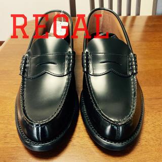 REGAL - REGAL(リーガル)本革コインローファー