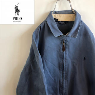POLO RALPH LAUREN - 【POLO】ポロラルフローレン スイングトップ ドリズラージャケット ブルゾン