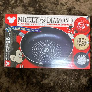ディズニー(Disney)のダイヤモンドコートパン(鍋/フライパン)