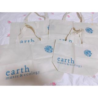 アースミュージックアンドエコロジー(earth music & ecology)のアースミュージック&エコロジー ショッパー(ショップ袋)