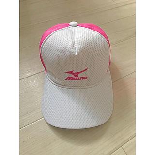 ミズノ(MIZUNO)のミズノ キャップ 帽子(キャップ)