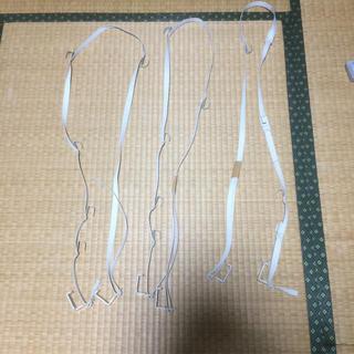 ムジルシリョウヒン(MUJI (無印良品))の無印良品扉に付けられる収納フック付ベルト3本(その他)
