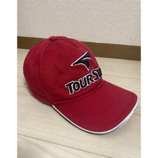 TOURSTAGE  ゴルフキャップ  LL60〜63
