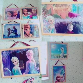 アナと雪の女王(写真額縁)