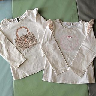 グッチ(Gucci)のGUCCI 長袖カットソー(ロンT)18/24m 2枚セット(Tシャツ/カットソー)
