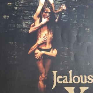 X Jealousy 譜面 バンドスコア(その他)