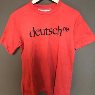ジョンローレンスサリバン(JOHN LAWRENCE SULLIVAN)のJOHNLAWRENCESULLIVAN Tシャツ(Tシャツ/カットソー(半袖/袖なし))