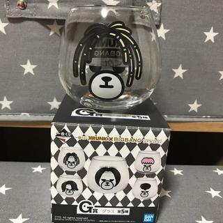 ビッグバン(BIGBANG)のKRUNK×BIGBANG一番くじ G賞グラスSOL(アイドルグッズ)