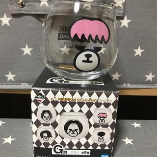ビッグバン(BIGBANG)のKRUNK×BIGBANG一番くじ G賞グラスTOP(アイドルグッズ)