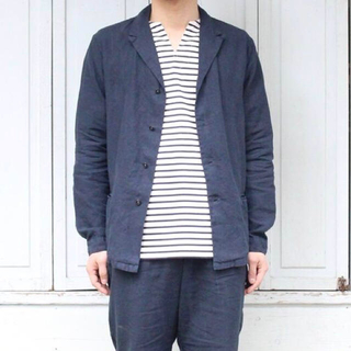 ヤエカ(YAECA)のA VONTADE(アボンタージ) / Peaked Shirts Jacket(テーラードジャケット)
