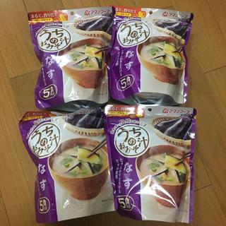 アサヒ(アサヒ)のアマノフーズ 味噌汁 うちのおみそ汁 茄子 20食セット(インスタント食品)