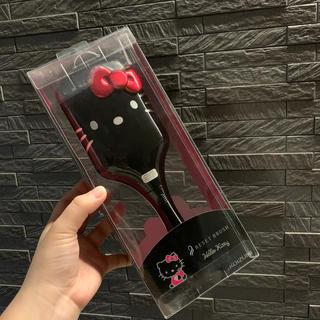 コイズミ(KOIZUMI)のコイズミ リセットブラシ(キティ)KBE-2833-K (ヘアブラシ/クシ)