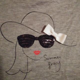 エムズグレイシー(M'S GRACY)のエムズグレイシー サマーグレイシー Tシャツ 40(Tシャツ(半袖/袖なし))
