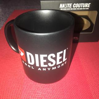ディーゼル(DIESEL)のDIESEL ディーゼル 2018 HA(U)TE COUTURE 黒マグカップ(その他)