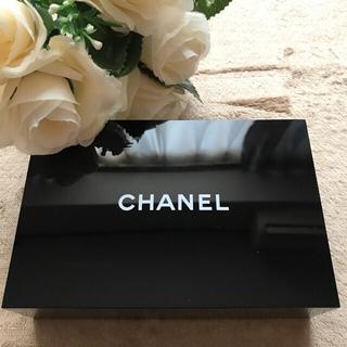 シャネル(CHANEL)のCHANEL♡極レア 極美品 未使用  ジュエリーボックス  ミラー付き(小物入れ)