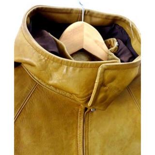 バルデセブンティセブン(Varde77)の大幅値下げ Varde77 damege oil leather jacket(ライダースジャケット)