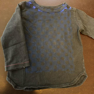 ゴートゥーハリウッド(GO TO HOLLYWOOD)のGO TO HOLLYWOOD ロングTシャツ 90(Tシャツ/カットソー)