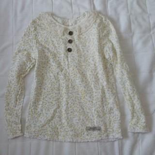 ビケット(Biquette)の長袖Tシャツ ロンティー キムラタン ビケット 130(Tシャツ/カットソー)