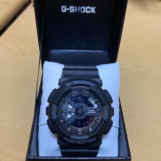 ジーショック(G-SHOCK)のG-SHOCK マッドブラック(腕時計(デジタル))