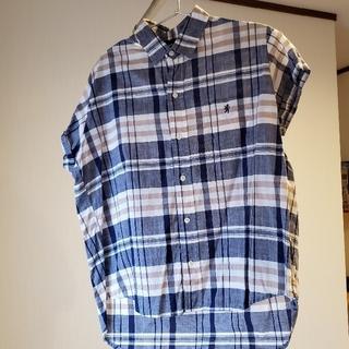ジムフレックス(GYMPHLEX)のジムフレックス 半袖シャツ(シャツ/ブラウス(半袖/袖なし))