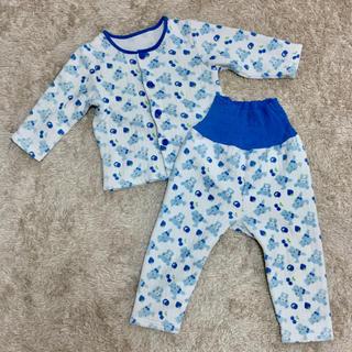 しまむら - うさぎとくまのパジャマ 95