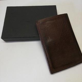 エムピウ(m+)のm+(エムピウ) ストラッチョ(折り財布)