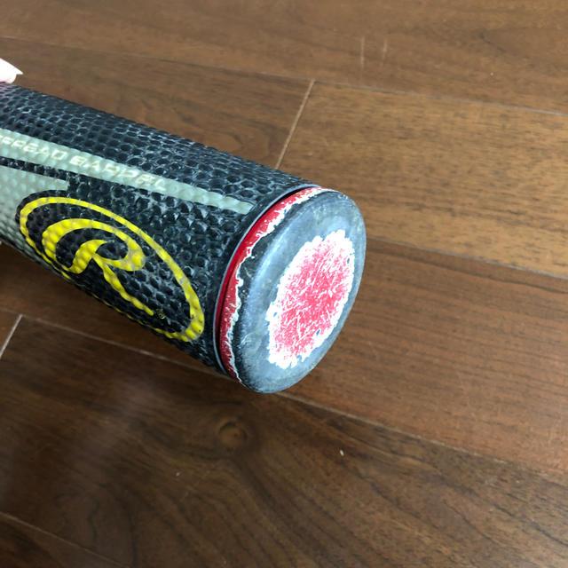Rawlings(ローリングス)の値下げ ローリングス ハイパーマッハS スポーツ/アウトドアの野球(バット)の商品写真
