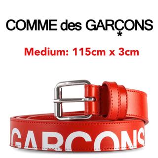 コムデギャルソン(COMME des GARCONS)のコムデギャルソン レザーベルト(ベルト)