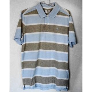 ティンバーランド(Timberland)の半袖ボーダーポロシャツ REGULAR FIT M/M (ポロシャツ)