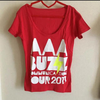 トリプルエー(AAA)のAAA ライブTシャツ 2011年(Tシャツ(半袖/袖なし))
