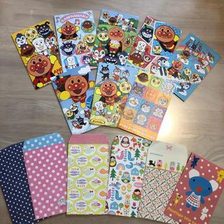 アンパンマン(アンパンマン)のポチ袋14枚セット(カード/レター/ラッピング)