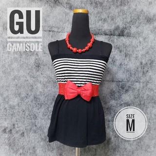 ジーユー(GU)のGU ジーユー / チューブトップキャミソール(キャミソール)