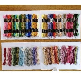 オリンパス(OLYMPUS)の刺繍糸 OLYMPUS★85本★set  オリムパス 25番 刺しゅう糸(生地/糸)
