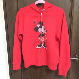 ディズニー(Disney)のミニーパーカー♡ディズニーランド(その他)