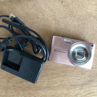 カシオ(CASIO)のエクシリム デジタルカメラ デジカメ カシオ EX-Z300(コンパクトデジタルカメラ)